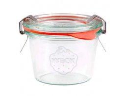 Zavařovací sklenice Weck Mini-Sturz 80 ml, průměr 60 mm
