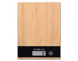 Kesper Kuchyňská digitální váha, bambus