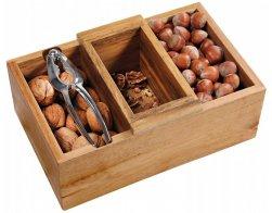 Kesper Box na ořechy s louskáčkem