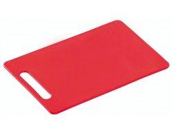 Kesper Prkénko z PVC 29 x 19 cm, červené