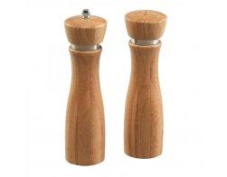 Kesper Mlýnek na pepř a slánka 21,5 cm, bambus