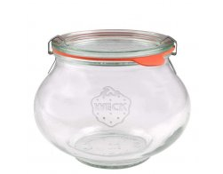 Westmark Zavařovací sklenice dekorativní Schmuck 220 ml, 12 kusů