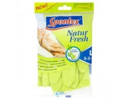 Spontex Natur Fresh rukavice L