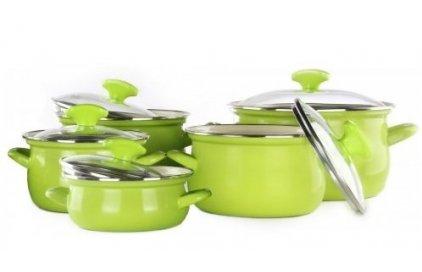 Jak si vybrat smaltované nádobí ?