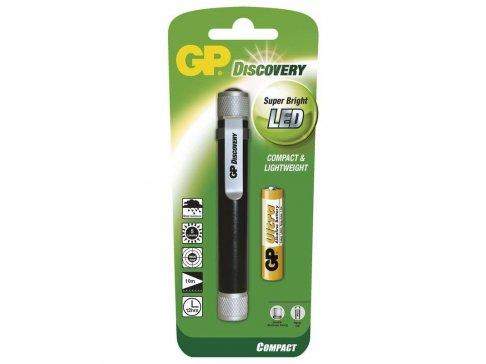 LED svítilna GP LCE205 + 1x AAA baterie GP Ultra