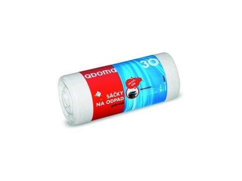 Pytle do odpadkových košů HD 30l/30 ks 50x60cm - bílé