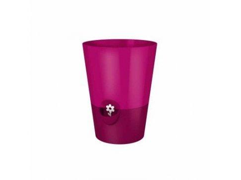 Květináč na bylinky 13x17cm, růžový