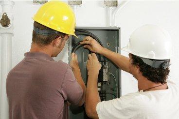 Vorbereitung und Realisation von Elektroinstallationen