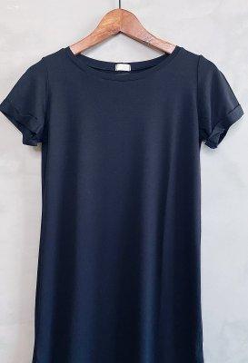 Basic šaty - Černé
