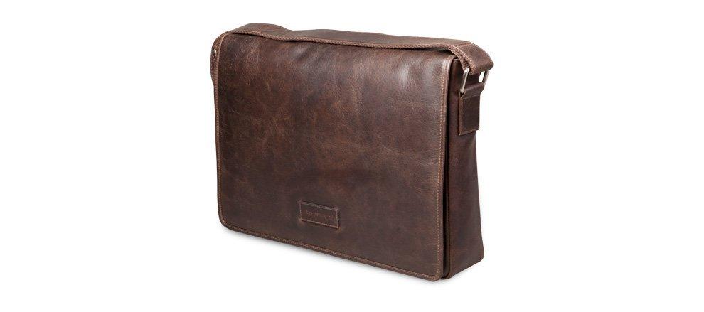Pánská kožená taška messenger bag