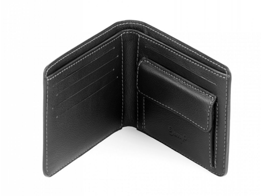 Slim pánská peněženka v kůži