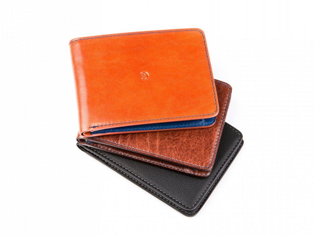 Kožená peněženka pánská
