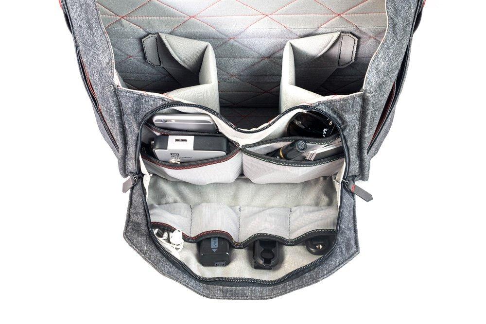 Messenger bag foto taška