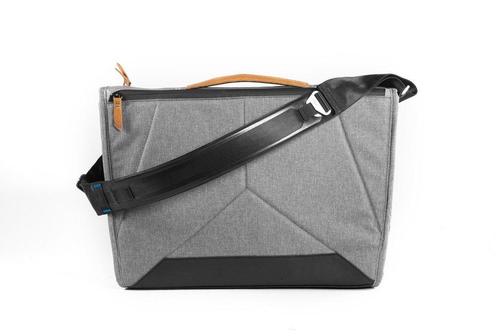 Městská taška Everyday Messenger bag - světle šedý