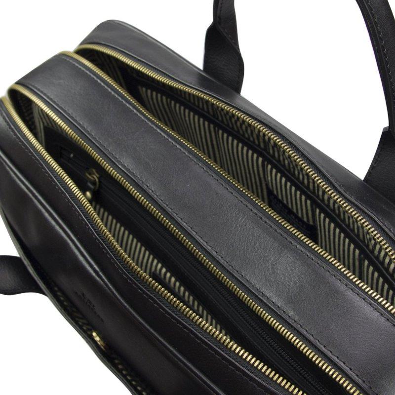 Taška na notebook z kvalitní kůže