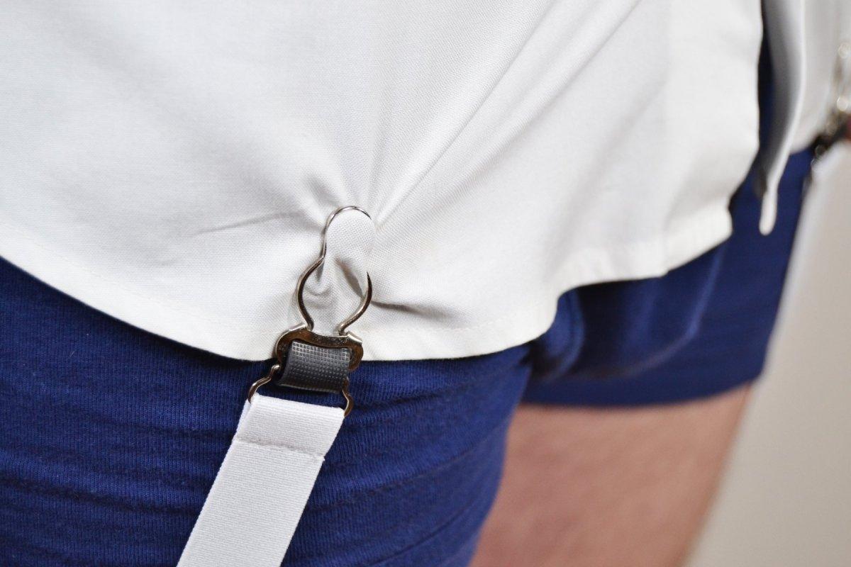 Pánské šle do kalhot - ShirtStays
