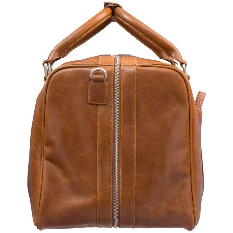 Kožená taška na víkend