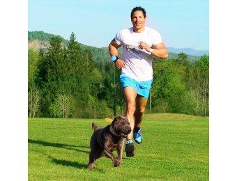 Handsfree vodítko: sportuj se svým psem