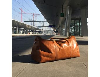 Weekender bag: 4 důvody proč je víkendová taška lepší než kufr