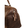 Kožená taška na cestování