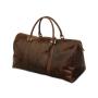 Kožená cestovní taška