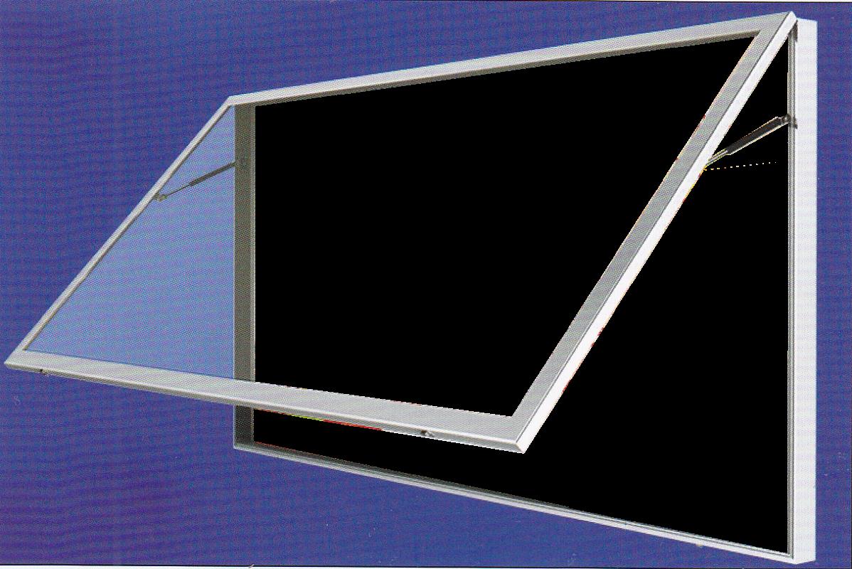 Světelný box vitrína 1050x1450mm