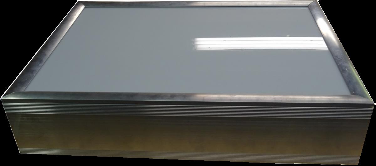Světelný box click
