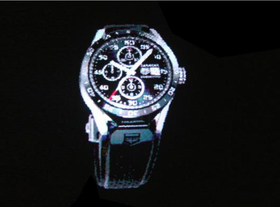 3D LED Hologram 43cm