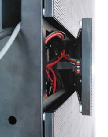Vnitřní magnetické obrazovky P5