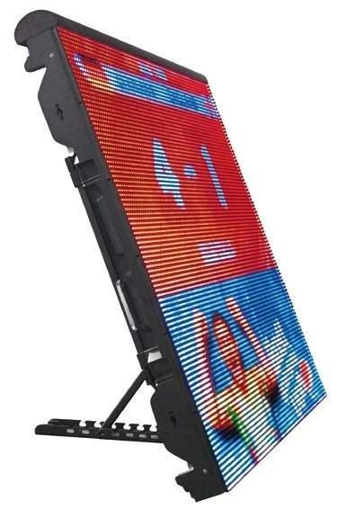 LED mantinely pro sportoviště P8