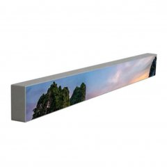 Led display regalový P1, 1200x60mm