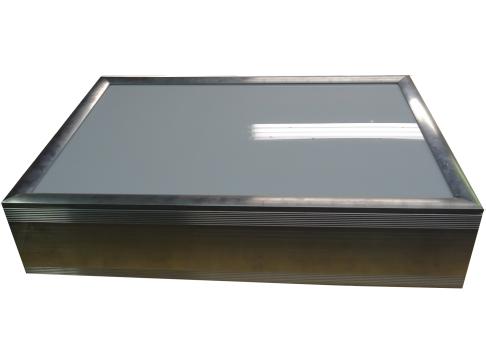 Světelný box 2x1m
