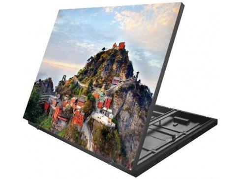 Vnitřní a vnější obrazovky pro montáž na stěnu P8