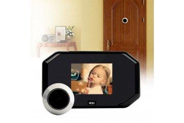 Как да изберем дигитална шпионка за врата с камера