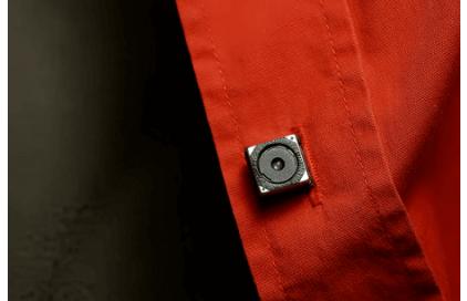 Къде може да се скрие шпионска мини камера?