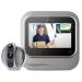 Digitální dveřní kukátka a videotelefony
