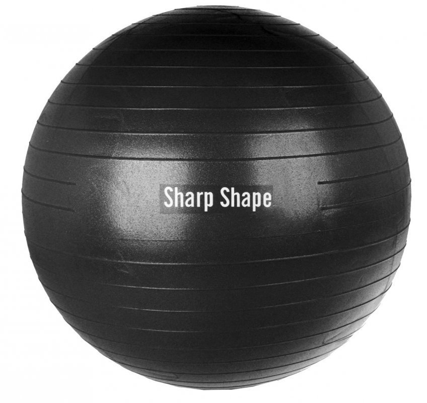 Sharp Shape Gym ball 65 cm - Black