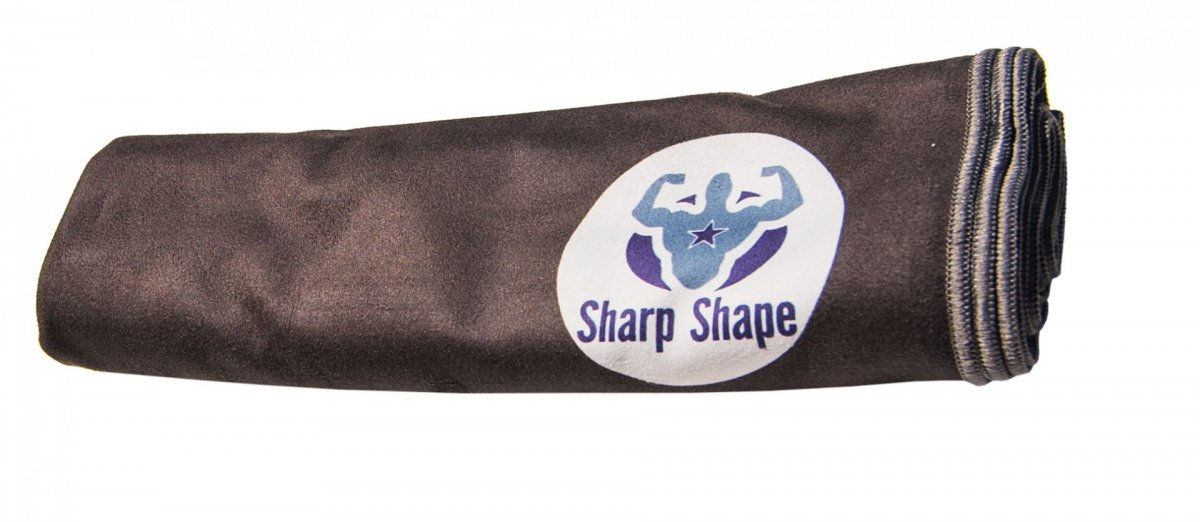 Sharp Shape Yoga Microfibre towel Mirror