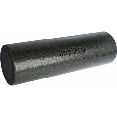 SHARP SHAPE Foam Roller 45 black