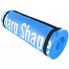Sharp Shape Mat Blue