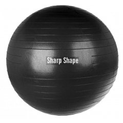 Sharp Shape Gym ball 75 cm - Black
