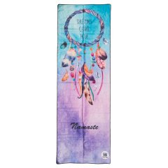 Sharp Shape Yoga Microfibre towel Namaste