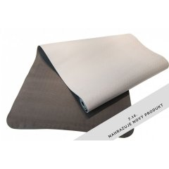 Sharp Shape Dual yoga mat grey