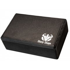 Sharp Shape Yoga block black