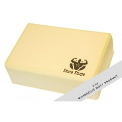 Sharp Shape Yoga block biege