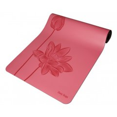 Sharp Shape PU Yoga mat Flower