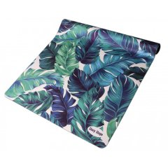 Sharp Shape Microfibre travel mat Leaves