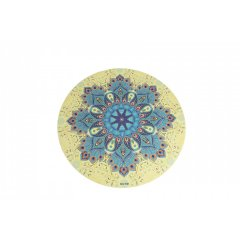 Sharp Shape Round yoga mat Goa