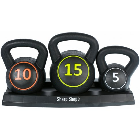 Sharp Shape Kettlebell SET