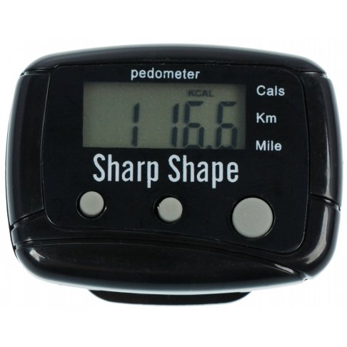 Sharp Shape Pedometr